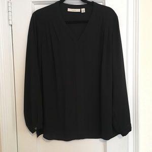 Black work blouse!